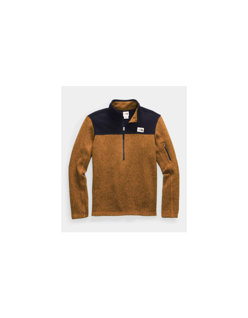 The North Face Men's Gordon Lyons 1/4 Zip Pullover Fleece Jacket