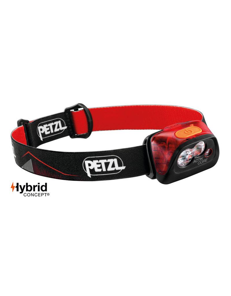 Petzl Actik Core Headlamp 450 Lumens