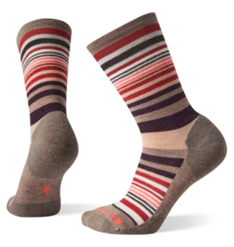 SmartWool Women's Jovian Stripe Medium Cushion Crew Socks