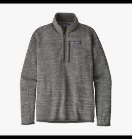 Patagonia Men's Better Sweater 1/4 Zip Jacket