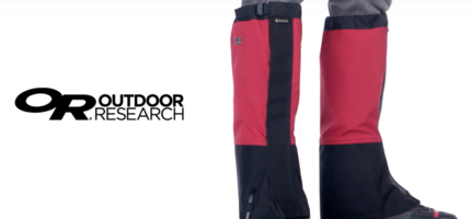 Outdoor Research Crodile Gaiters Review