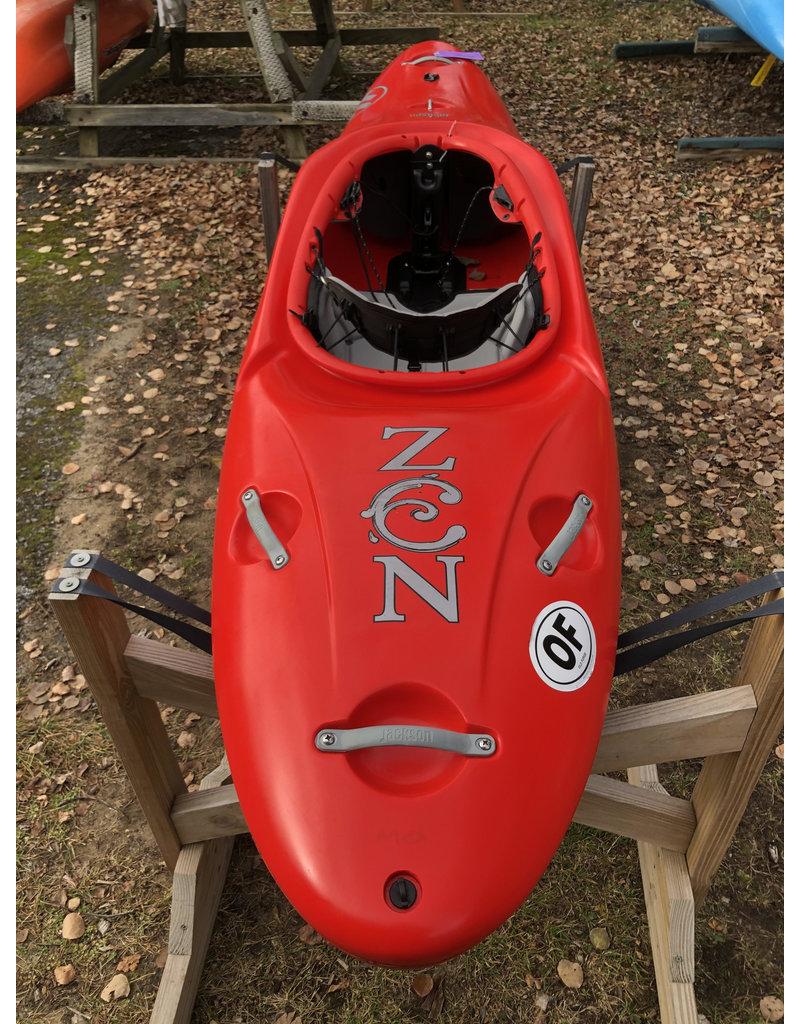 Jackson Kayak Zen -2018- Medium - Red - Unused Demo