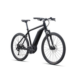 Giant Roam E+ GTS Black Size Medium - 2021
