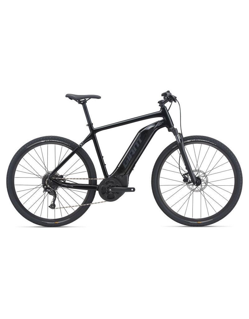 Giant Roam E+ GTS Black Size Medium - 2021