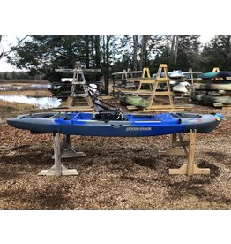 Jackson Kayak Big Rig FD 13ft 2019 Demo Battleship