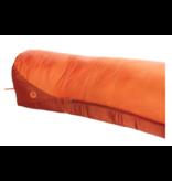 Marmot Trestles 0 Orange Haze/Dark Rust Long Left Zip
