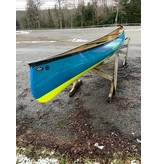 Swift Canoe Cruiser 16.8 Kevlar Fusion Sapphire/Lime Blem (2019)