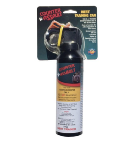 Counter Assault 8.1 oz Inert Training Bear Spray Canister
