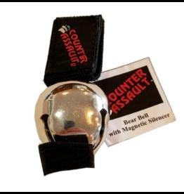 Counter Assault Bear Bell Chrome w/ Silencer