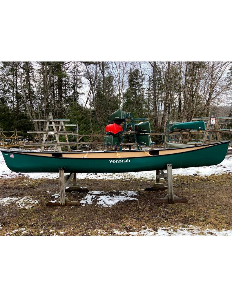 Wenonah Canoe Spirit II T-Formex  Green - 2020