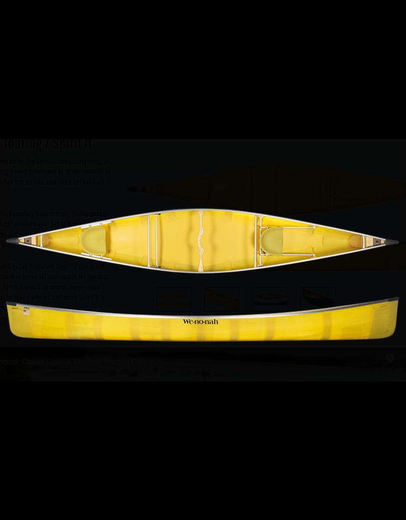 Wenonah Canoe Spirit ll  KUL blk fb (2021)