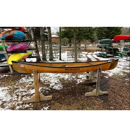 Wenonah Canoe Wee Lassie 10'6 Kevlar UL Black Trim –Blem (2018)