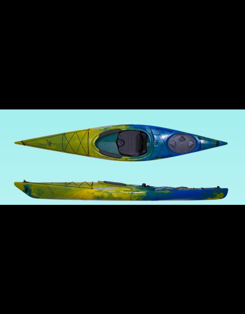 Current Designs Kayak Kestrel 120 Roto Recreational Kayak - 2021