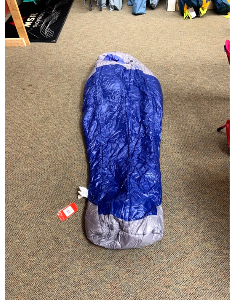 The North Face Women's Cat's Meow 20 Degree Sleeping Bag Sodalite Long LH Closeout
