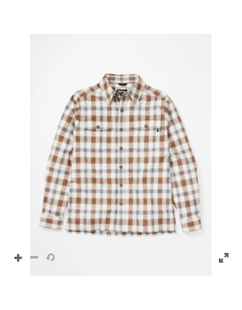 Marmot Ms Movatn Heavyweight Flannel