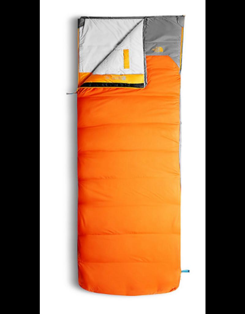 The North Face DOLOMITE 40F/4C Monarch Orange/Zinc Grey REG Right Hand