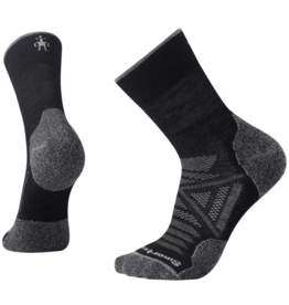 SmartWool Men's Phd Outdoor Light Cushion Mid Crew Socks