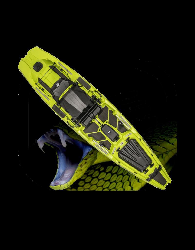 Bonafide Kayaks SS127 Sit on Top Fishing Kayak - 2021