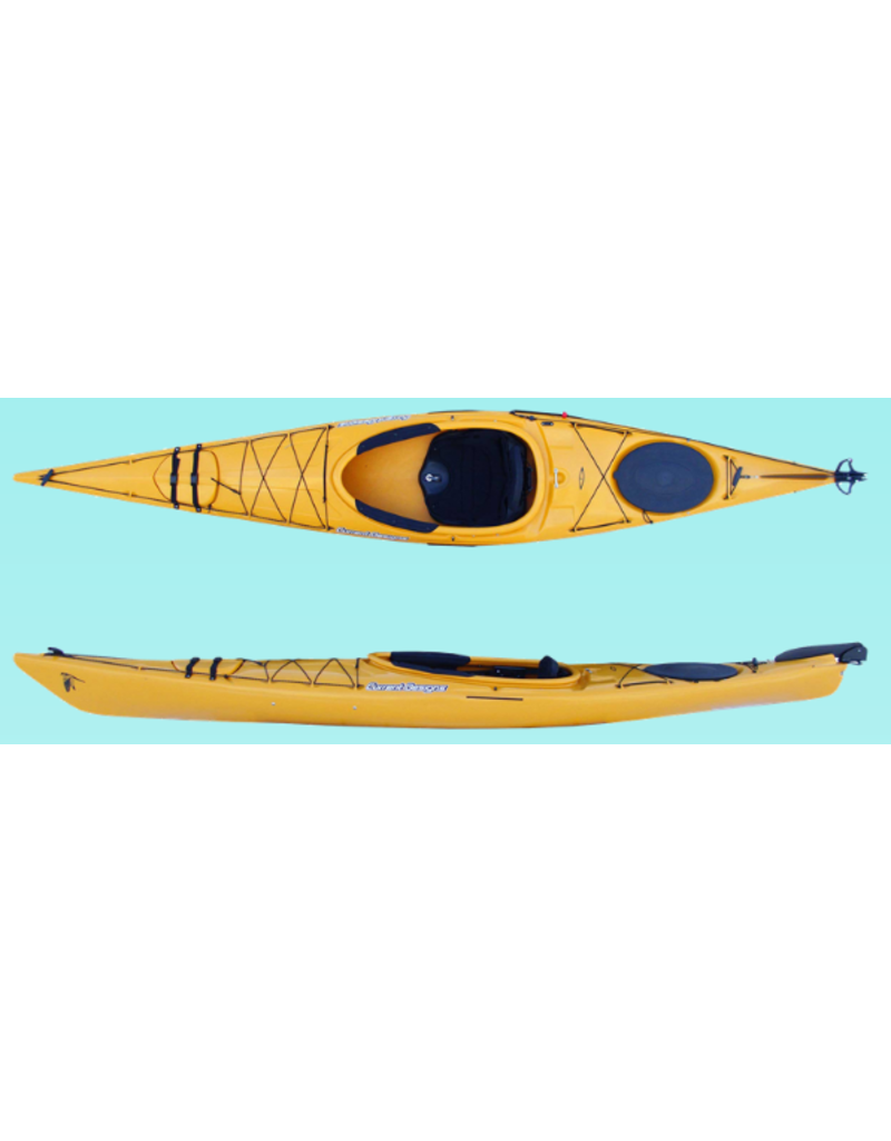 Current Designs Kayak Kestrel 140 Roto Recreational Kayak - 2021