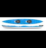 Delta Kayaks Delta 17.5 Tandem Kayak Red - 2021
