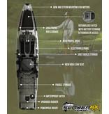 Native Watercraft Slayer Propel Max 12.5 Pedal Drive Fishing Kayak - 2021