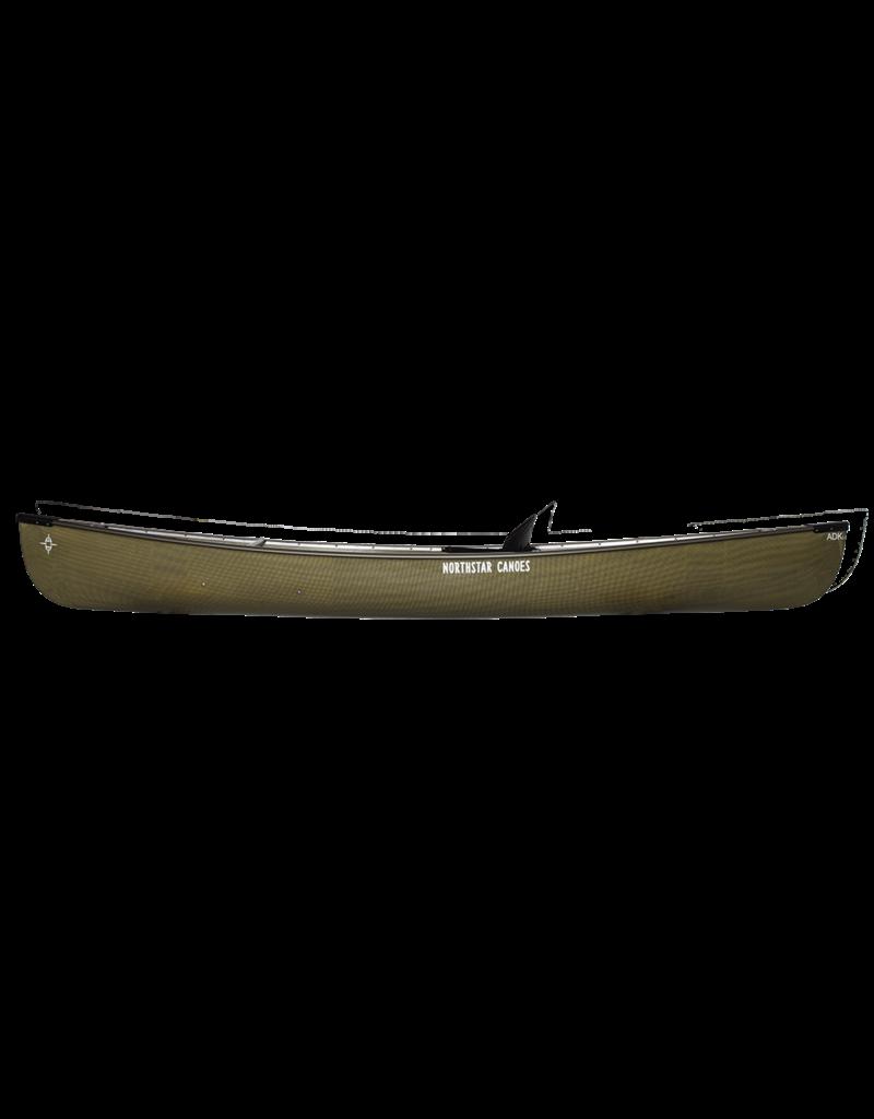 Northstar Canoes ADK LT 10'6 White Gold Aluminum Trim Emerald - 2021