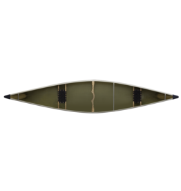 Northstar Canoes B16 StarLite Aluminum Trim - Clear - 2021 Pre-Order