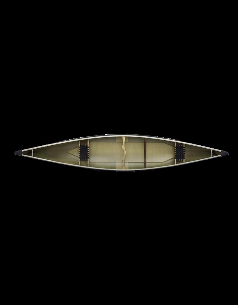 Northstar Canoes Northwind 16 StarLite Aluminum Trim - Clear - 2021