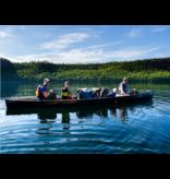 Northstar Canoes Northwind 20 StarLite Aluminum Trim - Clear - 2021