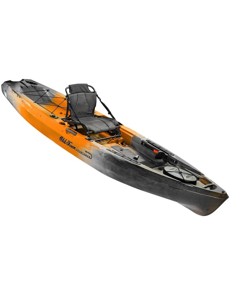 Old Town Kayak Sportsman 120 Sit on Top Fishing Kayak - 2021