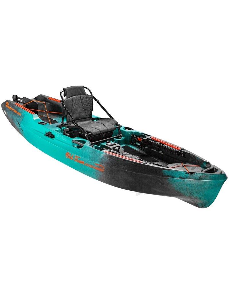 Old Town Kayak Sportsman 106 MK Sit on Top Minn Kota Drive - 2021