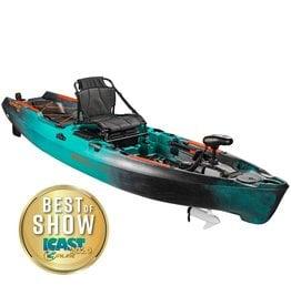 Old Town Kayak Sportsman 120 Auto Pilot Minn Kota Drive - 2021