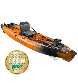 Old Town Kayak Sportsman 136 Auto Pilot Minn Kota - Ember - 2021