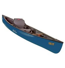 Old Town Canoe Next Solo Recreational Canoe - Blue - 2021