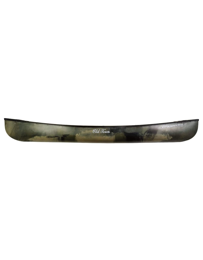 Old Town Canoe Discovery 119 Solo Recreational Canoe - 2021