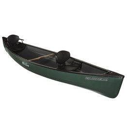Old Town Canoe Guide 147 Tandem Recreational Canoe - Green - 2021
