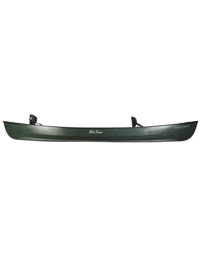 Old Town Canoe Guide 160 Tandem Recrational Canoe - Green - 2021
