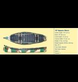 Radisson Canoes 12' Square w/ Webb Seats - 2021