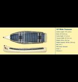 Radisson Canoes 12' Wide w/ Webb Seats - 2021