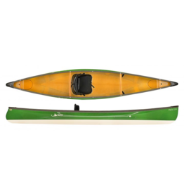 Swift Canoe Pack 12.6 Kevlar Fusion Emerald/Champagne - 2021