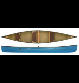 Swift Canoe Keewaydin 16 Combi Kevlar Fusion w/ Yoke Emerald/Champagne - 2021 Pre-Order