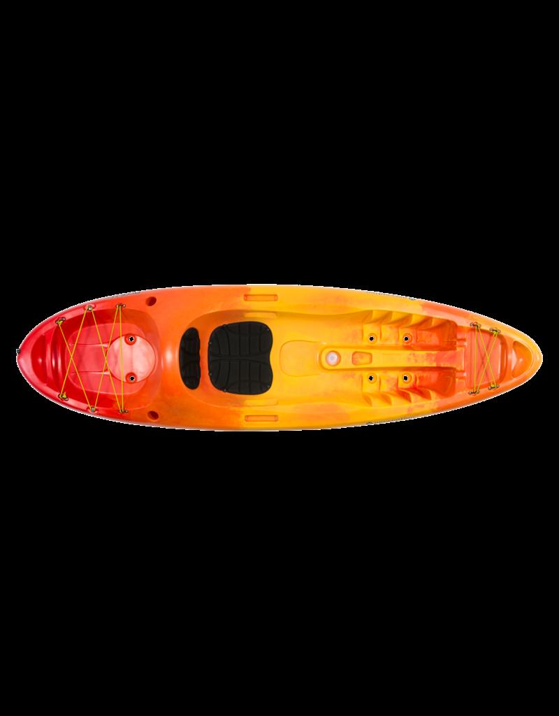 Perception Kayaks Access 9.5 Sit on Top Kayak Sunset - 2021