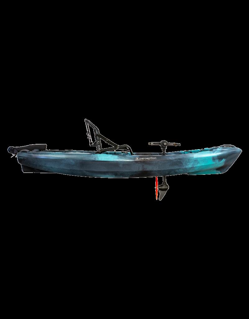 Perception Kayaks Crank 10 Sit on Top Pedal Drive Kayak - 2021