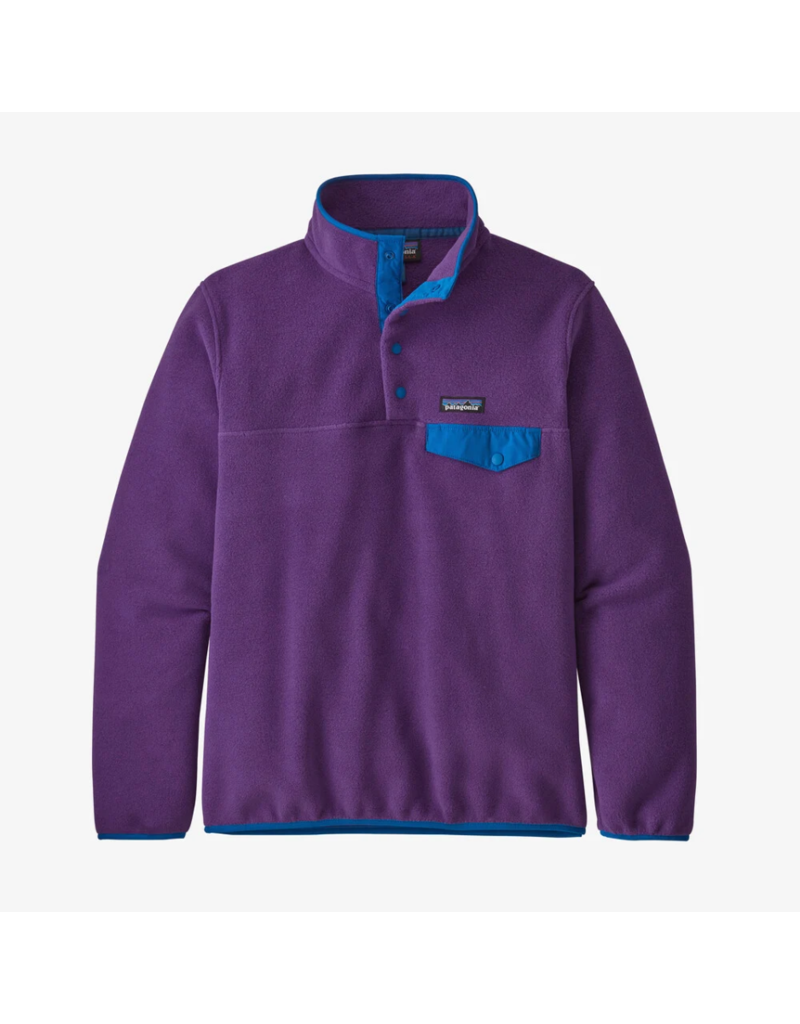Patagonia Women's Lightweight Synch Snap-T Pullover Closeout