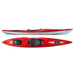 Hurricane Kayaks Sojourn 146 LV Rudder Ready - 2016 -