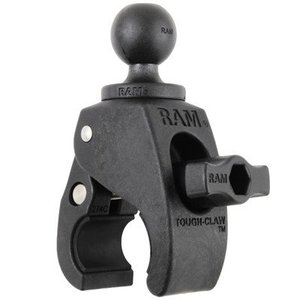 "RAM Mounts Ram Small Tough-Claw w/ 1"" Diameter Rubber Ball"