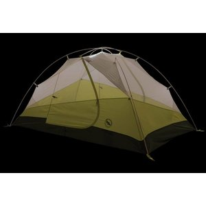 Big Agnes Tumble 2 Person mtnGLO Tent White/Sulphur