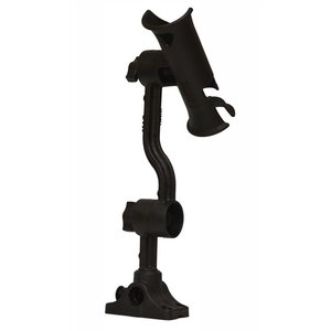 """YakAttack Zooka Tube - Post Mount and Spline, 4"""" and 8"""" ext arms, Plunger Base"""