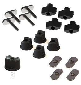 YakAttack GearTrac Hardware Assortment