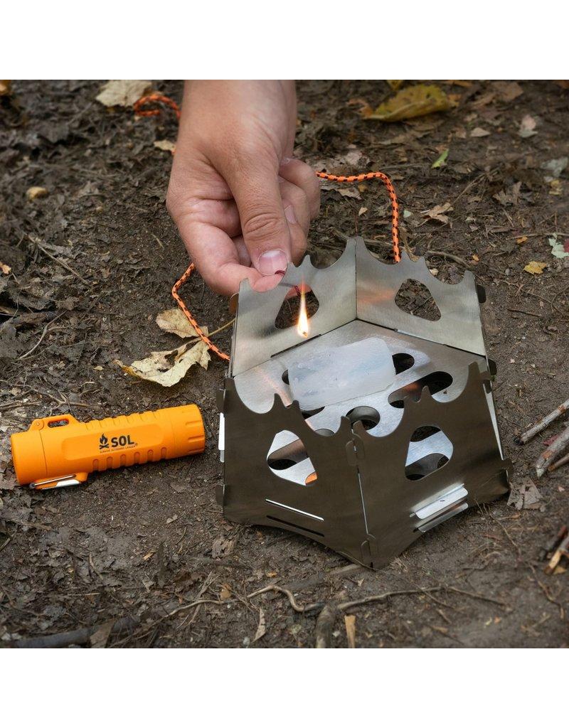 SOL Fire Lite Fuel Cubes